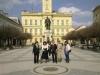 Városháza - Klapka szobor