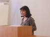 Horňák Ottília, a SzMGSz elnöke