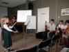 Rácz Aladár zeneiskola növendékei