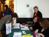 Regisztrációs asztal