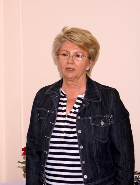 Előadó: F. Visnyei Irma