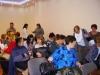 Gyülekeznek a vendégek