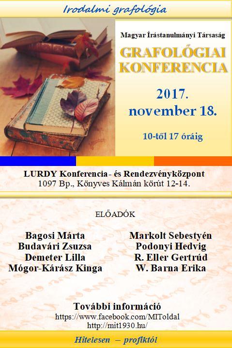 Őszi konferencia 2017