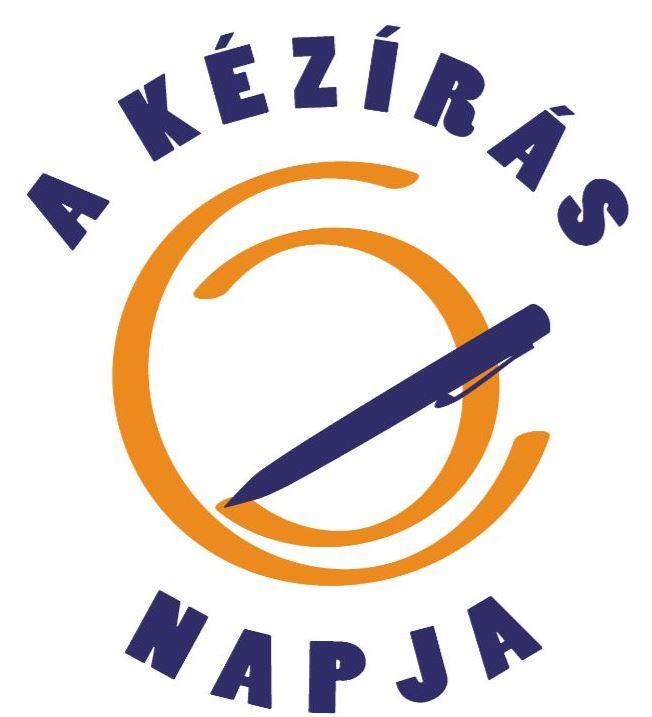 A kézírás napja logo